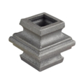 "Cast Steel Knuckle. 1-3/4"" Height, Fits 20mm Square."