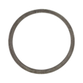 "[BB] Forged Steel Flat Bar Ring. 5"" Diameter"