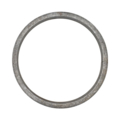 "[BB] Forged Steel Flat Bar Ring. 5-1/2"" Diameter"