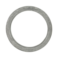 "[DT] Forged Steel Tubing Ring. 8"" Diameter."