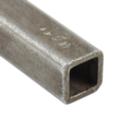 "Sq Tube 1/2"" x 16 gauge x 24ft Bare"