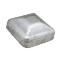 "Pressed Aluminum Post Cap, Fits 1-1/4"" Square"