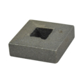 "Cast Iron Knuckle Fits 1/2"" Square"