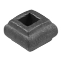 "Cast Steel Bushing Fits Over9/16"" Square."