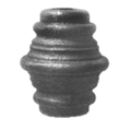 "Cast Iron Baluster Collar. 1-13/16"" Diameter"