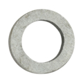 [AA] Seamless Steel Ring. 1-1/2 Diameter.