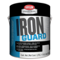 Iron Guard Flat Black, 1 Gal  Low VOC