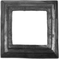 "Forged Steel Shoe.  Fits 1-9/16"" Square."