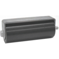 "Non-Marring Guide Roller 125/8"" Black"