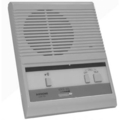 AAS Aiphone Indoor Intercom w/transfrmr