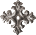 Forged Steel Rosette