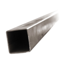 "Sq Tube 4"" x 14ga x 24ft Galv  G90"