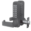 Lockey DBL Sided Lock BLACK