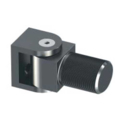 SureClose Hinge,SM+SM Model,180 Deg In or Out, Flush Mount