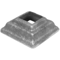 "Cast Steel Shoe, Fits 5/8"" (16mm) Square"