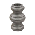 "Cast Steel Collar. 3-1/8"" Height, Fits 3/4"" Round."