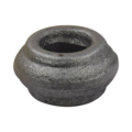 "Cast Steel Collar. 7/8"" Height, Fits 5/8"" Round."