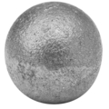 "Solid Ductile Iron Ball. 4"" Diameter"