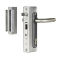 Locinox Mortise Style Gate Lock Kit - Hybrid