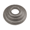 "Cast Steel Shoe Fits 2"" Round (50 MM)"