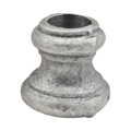 "Cast Steel Shoe. 1-3/4"" Height, Fits 7/8"" Round."