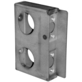 "Steel Lock Box, 1-1/2"" Wide,  Double Box. 6-7/8"" H"