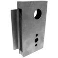 Lock Box Mortise - Right Hand