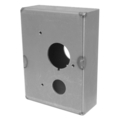 "Steel Simplex Lock Box. 4"" W, 5-1/2"" H"
