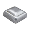 "Pressed Steel Post Cap, Fits 1"" Square."