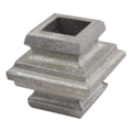 "Aluminum Sand Cast Collar. Fits 3/4"" Square"