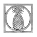 Aluminum Framed Pineapple, With Out Tabs