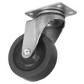 "General Duty Metal Swivel Caster.  2"" Wheel Diameter."