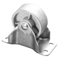 "Caster, General Duty Metal, 3"", Rigid"