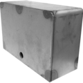 "6"" Steel V-Groove Wheel Box"