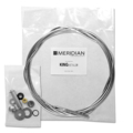 "Meridian1/8"" SS316 Cable, 15' Cable Rail Kit"