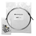 "Meridian 3/16"" SS316 Cable, 5' Cable Rail Kit"