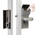 "Locinox Free Exit Mechanical  Code lock, Fits 1-1/2""-2"""