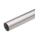 "Meridian SS316 Handrail Tube 2""(50.8mm)x.080""(2 mm)x20ft"