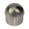 "Meridian SS316 Half Ball End  Cap for 1.67""(42.4mm) Tube Sat"