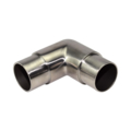 "Meridian SS316 Flush Elbow for 1.5""(38.1mm) OD Satin"