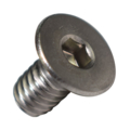 Meridian SS 1/4-20 x 1/2 Flat Head Socket Cap Screw