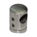 "Meridian SS316 Crossbar RodHolder for 2"" OD Round Post"