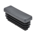"Plastic Tubing Plug, 1/2"" x 1-1/2"" Recangle"