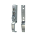 Lockey Pull Handle for C serieSatin Chrome