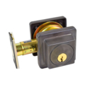 Cal DC Deadbolt Oil Rubbed Bronze