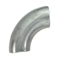 "90 Deg. For Pipe & Tube Hndrl,1-1/4"" ID, 1-5/8"" OD, w/Seam"