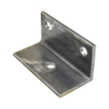 "4"" 90 Degree Steel Base Mounting Bracket H-2"" w-3-7/8"""