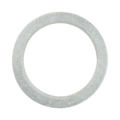"Aluminum Beveled Ring. W/Out Tabs. 3-7/8"" Diameter."