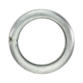 "[AT] Steel Tubing Ring. 3-1/4"" Diameter."