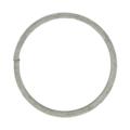 "[AA] Steel Flat Bar Ring. 4-1/2"" Diameter"